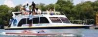 Fastboat to Gili island